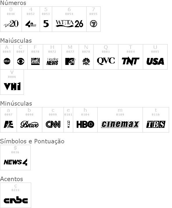 Cable Dingbats