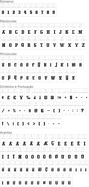 Ferrari Font View
